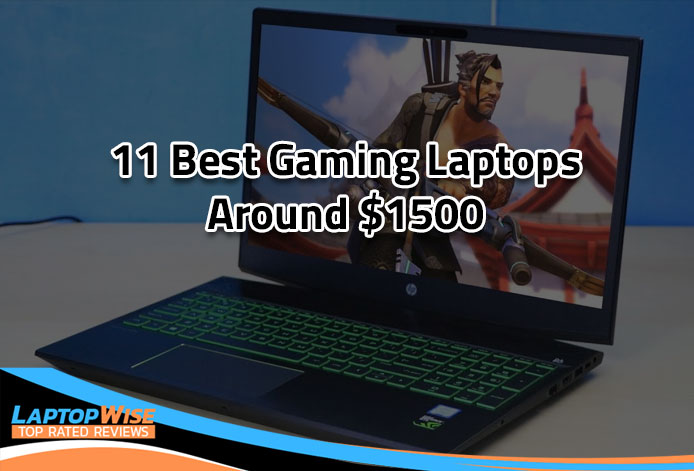 11 Best Gaming Laptop under $1500 in 2020 Reviews –[Top Rated Laptop]
