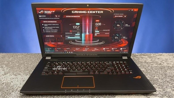Asus for gaming