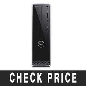 Dell Inspiron Desktop, Intel Core i3-8100