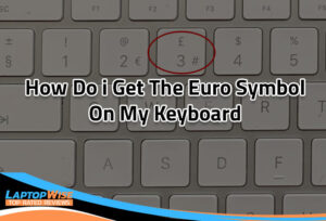 How do I get the euro symbol on my keyboard