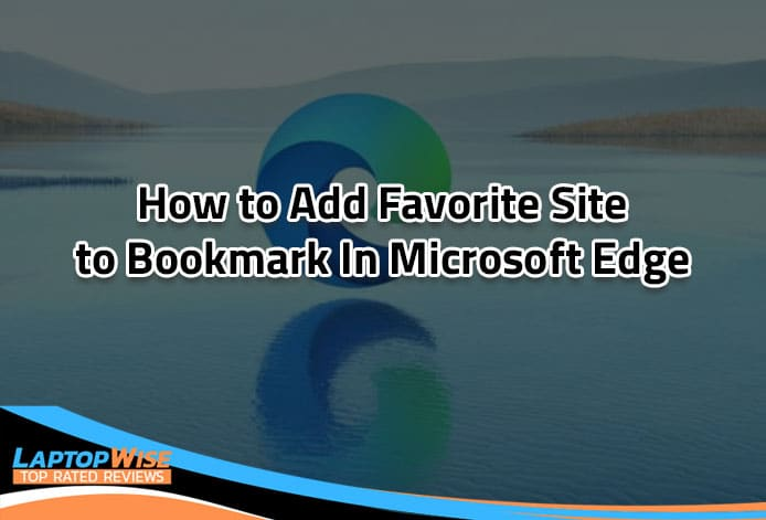 how to bookmark in Microsoft Edge