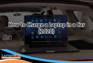 How to Charge Laptop in a car